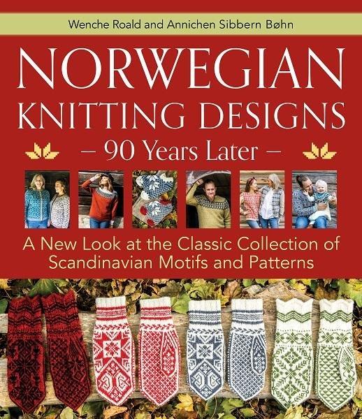 Norwegian Knitting Design- 90 Years Later (Pre-Order)