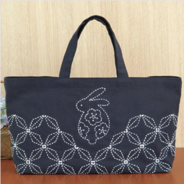 Sashiko Bag Kit (Japanese) (Pre-Order)