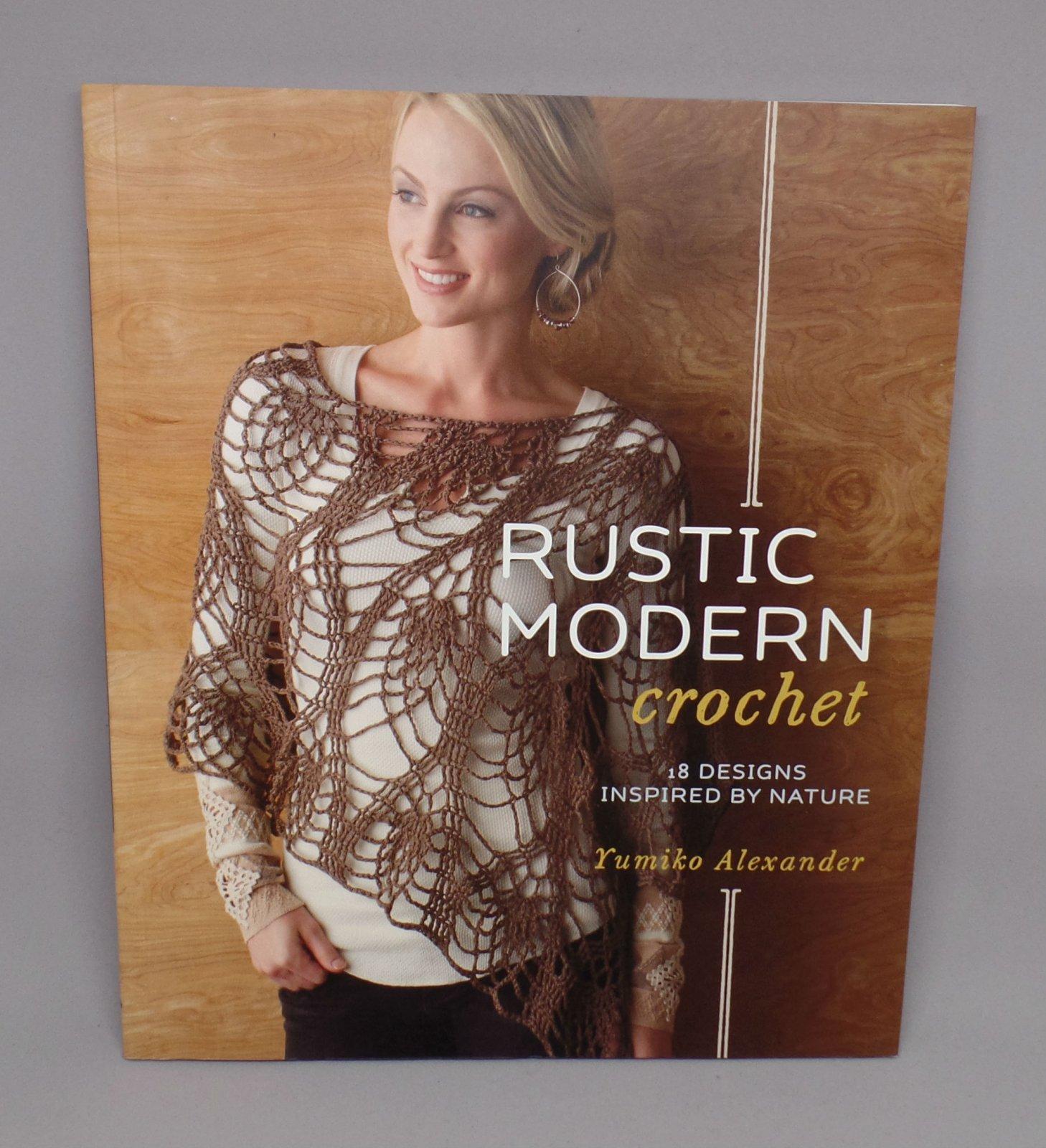 Rustic Modern Crochet