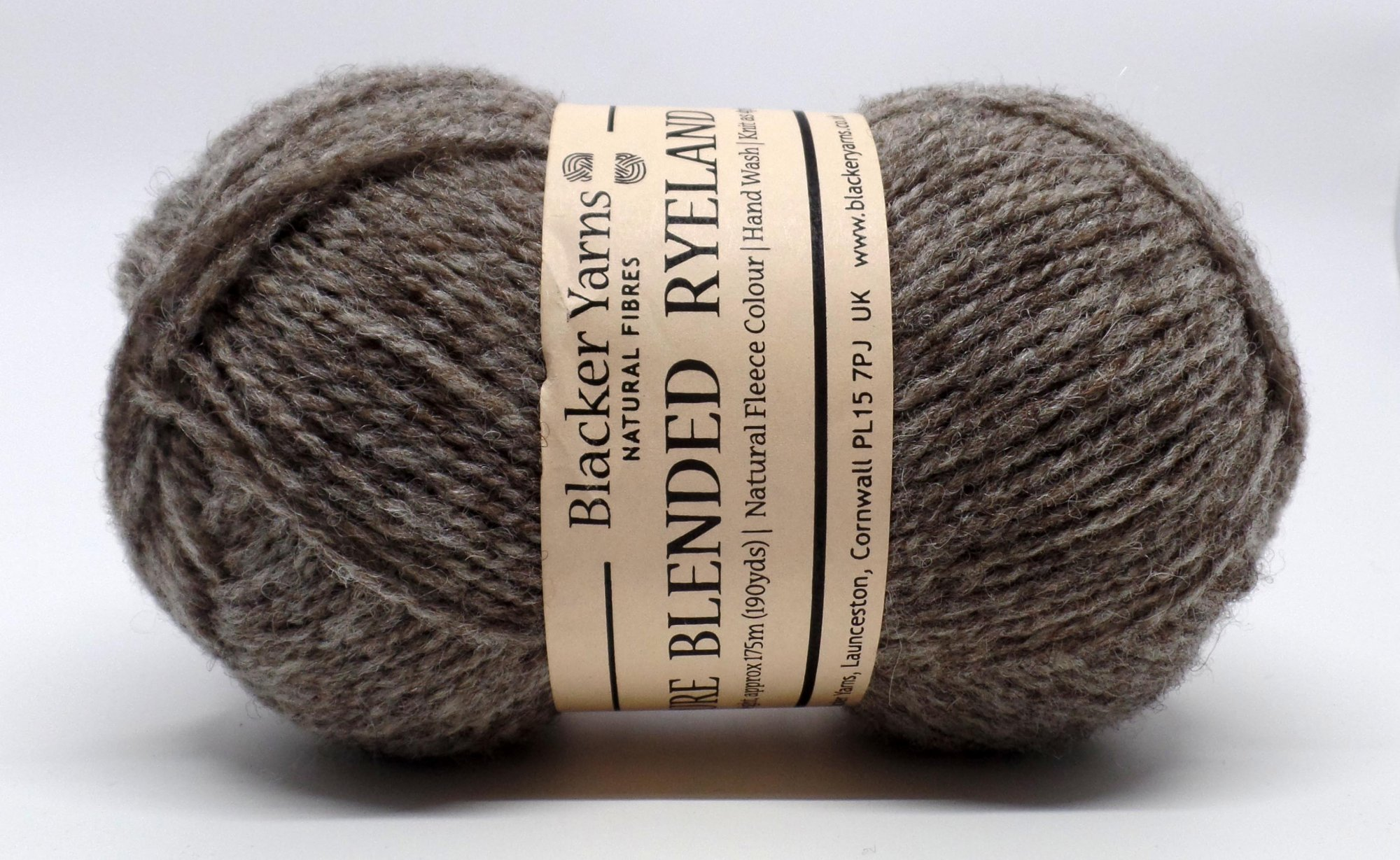 Blacker Yarns Ryeland