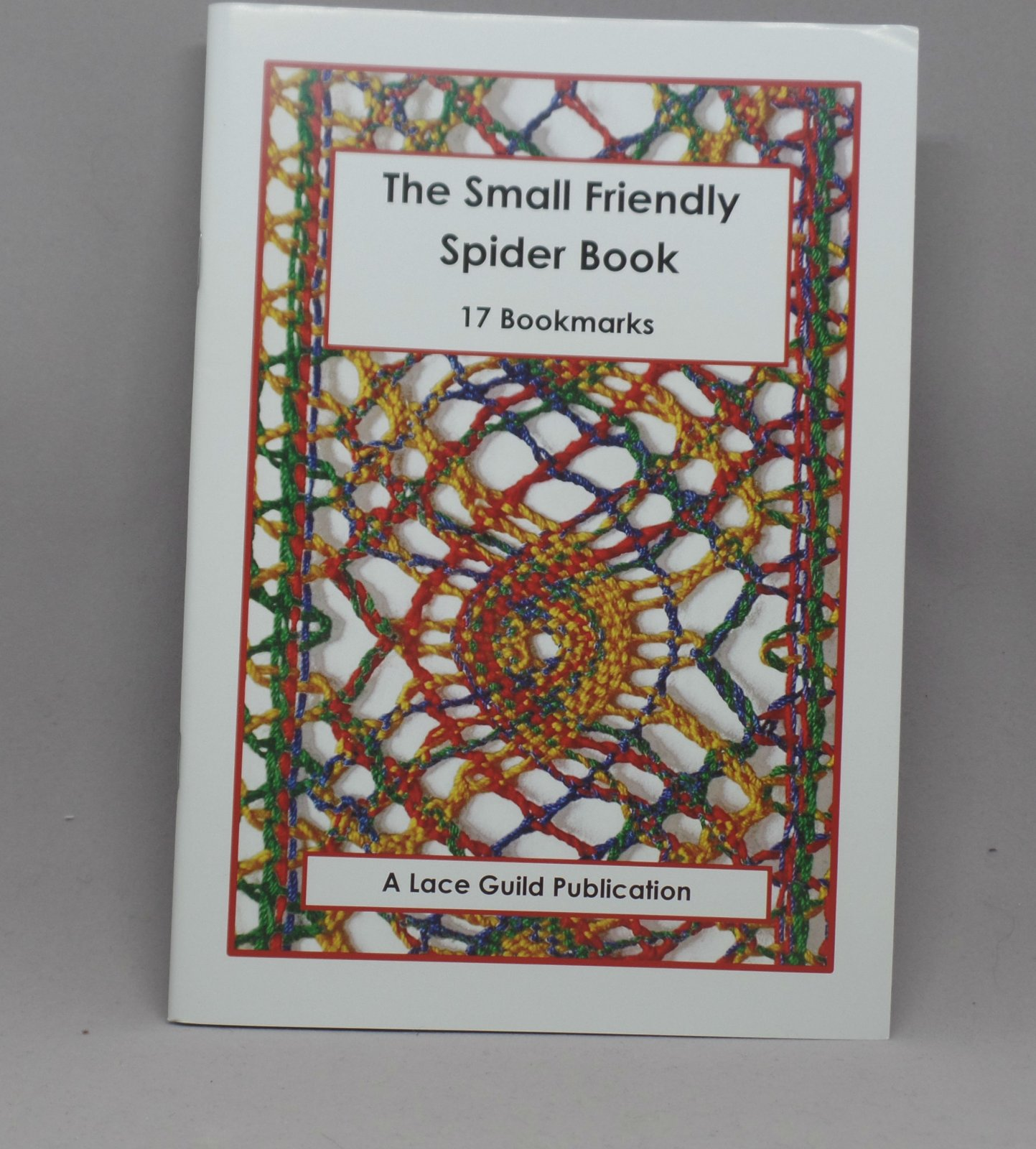 The Small Friendly Spider Book