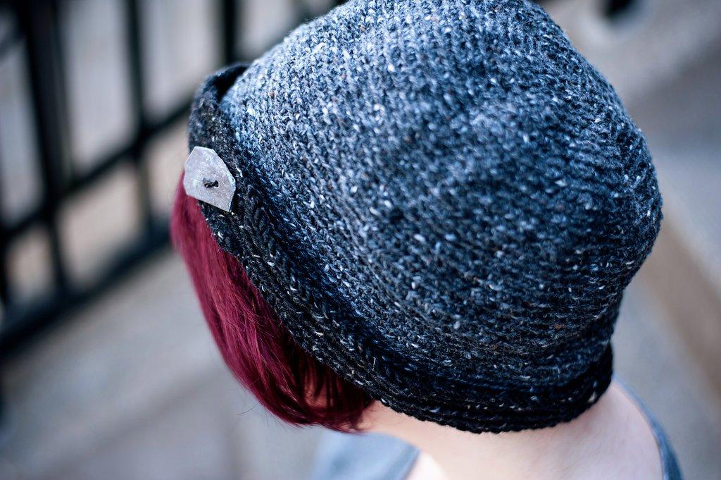 Flirty Crochet Cloche PDF