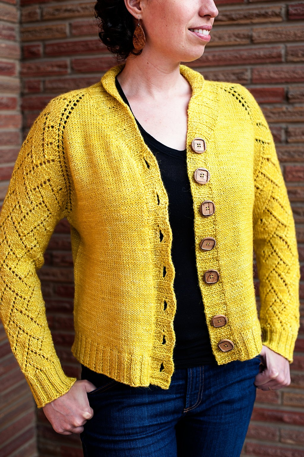 Boxwood Cardigan PDF