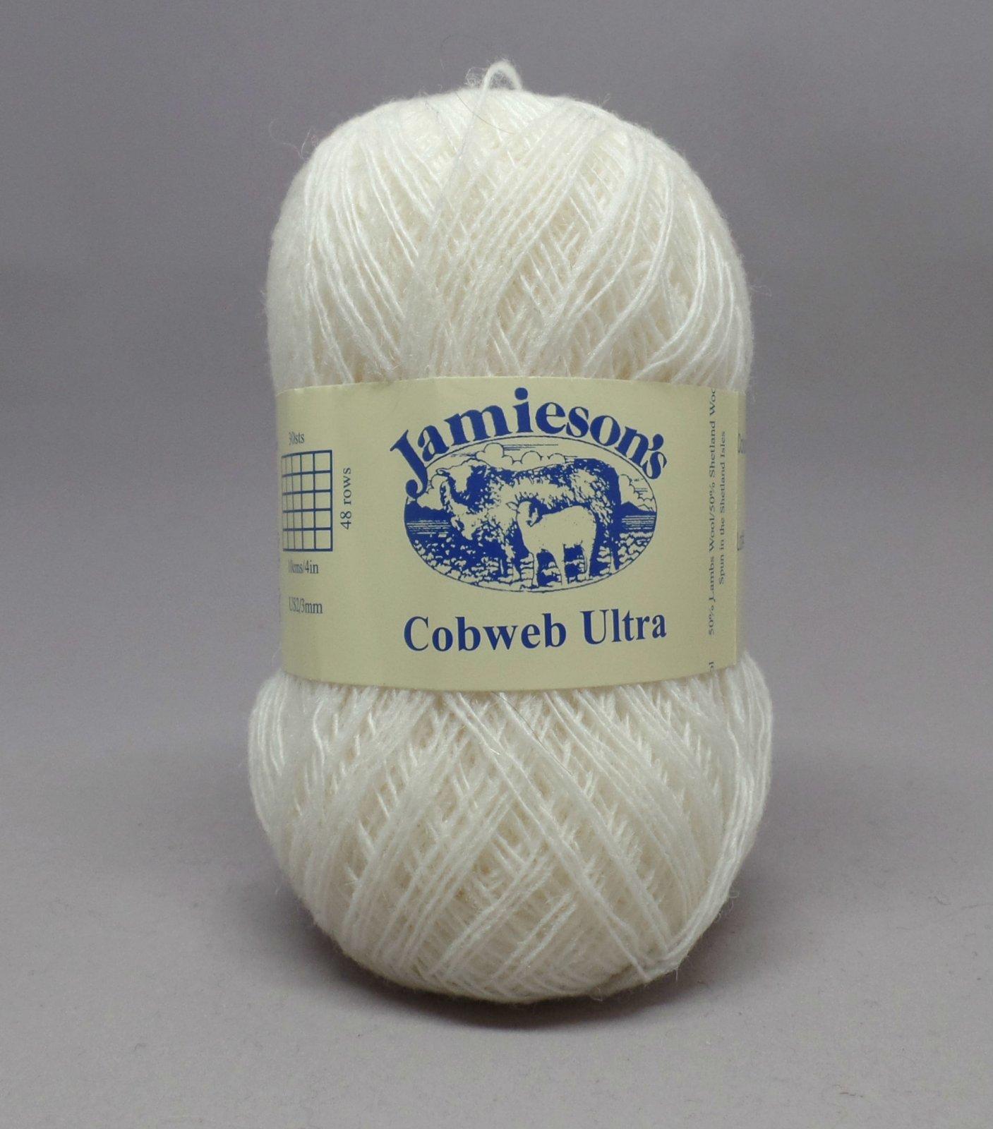 Jamieson's Cobweb Ultra