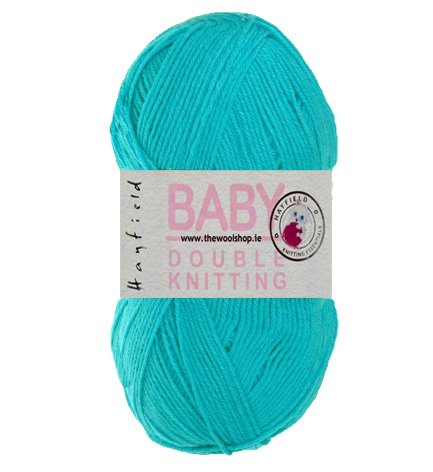 Baby DK - 460 Turquoise