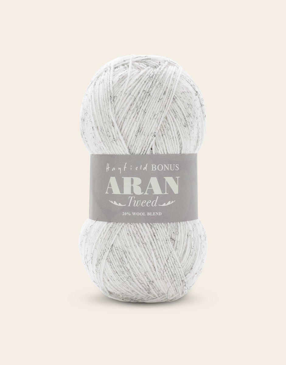 Hayfield Bonus Aran Tweed