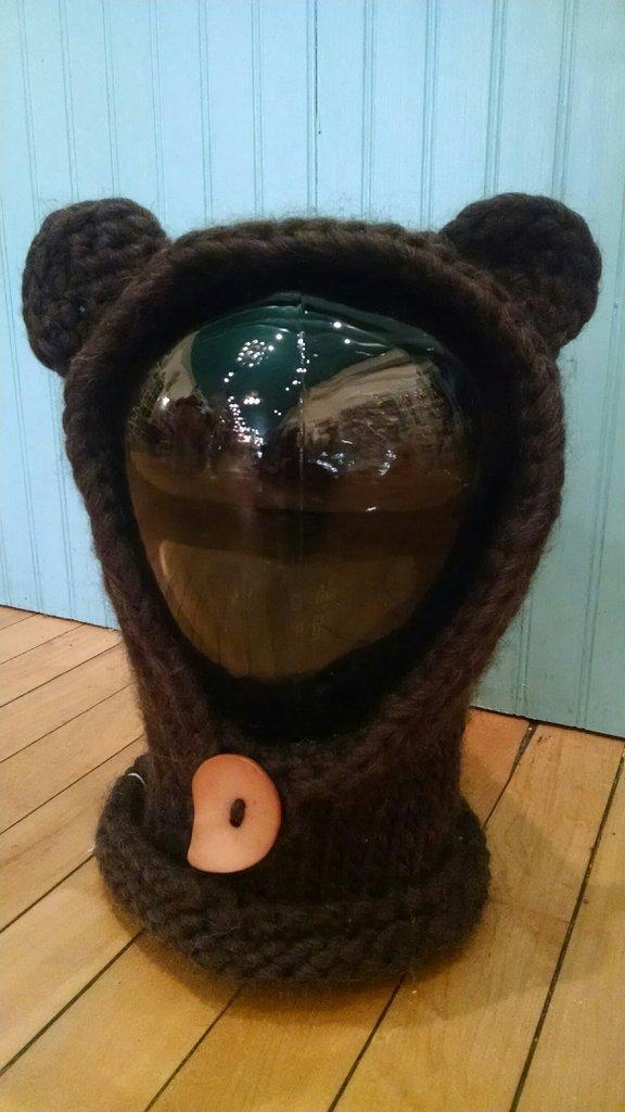 Burton Bear Cowl