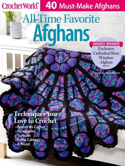 Crochet World All Time Favorite Afghans