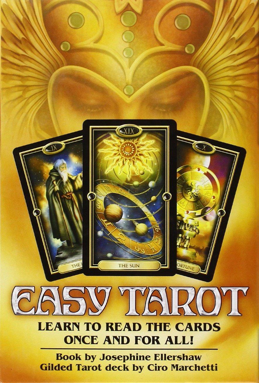 Easy Tarot Book & Deck Set