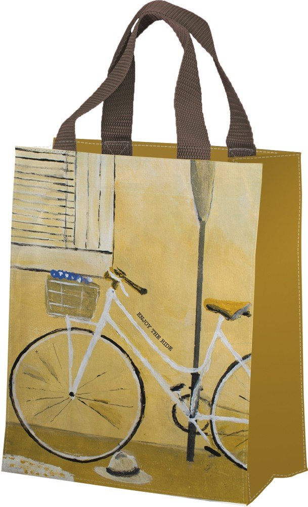 Enjoy the Ride Daily Tote Bag