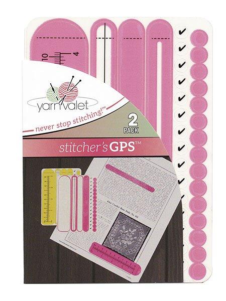 Stitcher's GPS