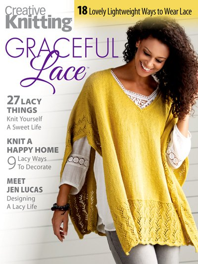 Creative Knitting Graceful Lace