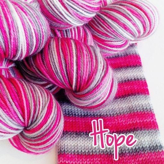 Biscotte Yarn Bis-Sock Hope