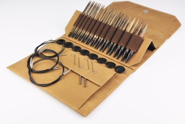 LYKKE Umber Interchangeable Needle Set