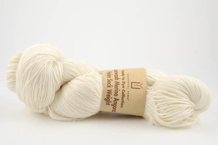 Universal Ready to Dye Superwash Merino Angora