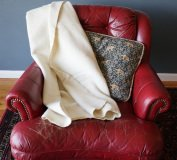 Cestari Large Merino Blanket