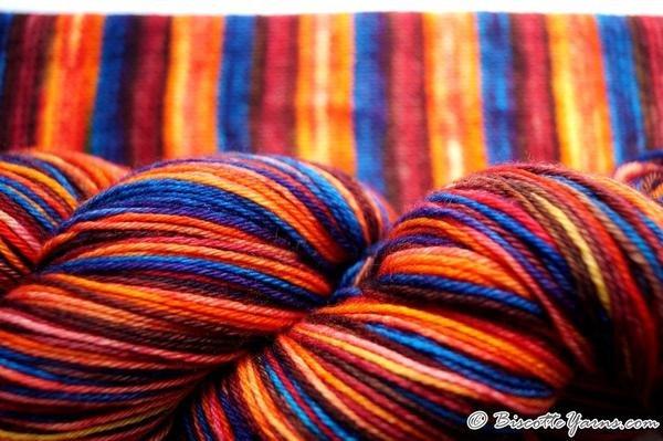 Biscotte Yarn Bis-Sock Modern Time