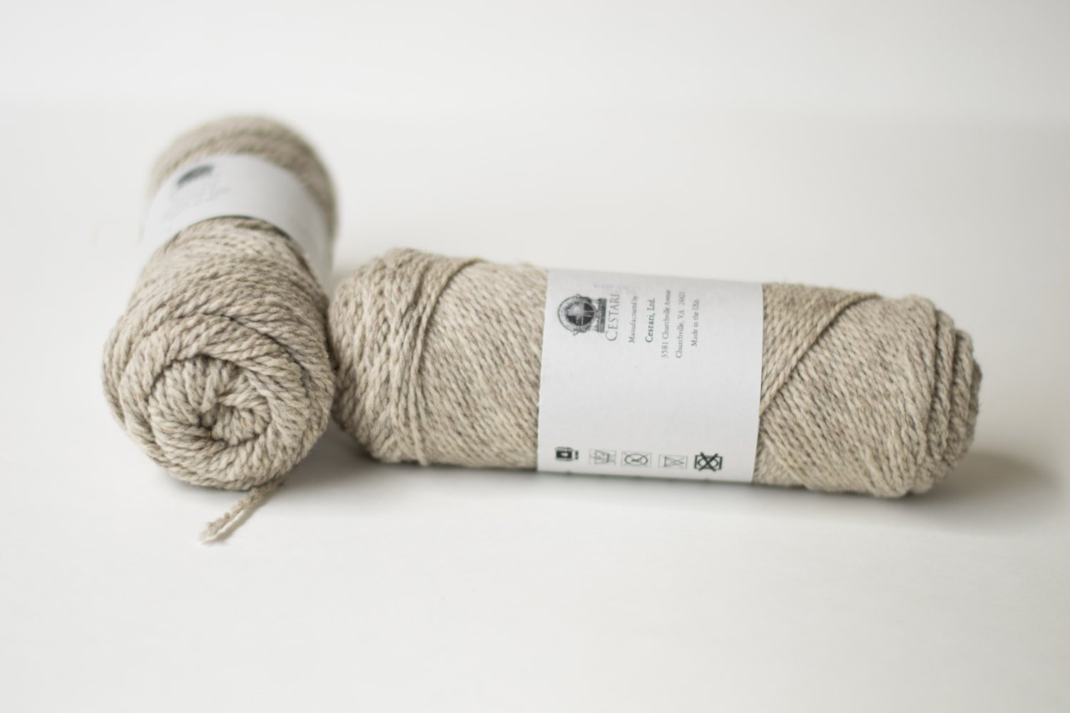 Cestari Traditional Wool 2 ply Worsted