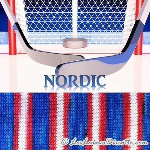 Biscotte Yarns Bis-Sock Nordic