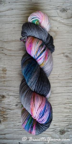 Biscotte Yarn Bis-Sock Sweet Dream
