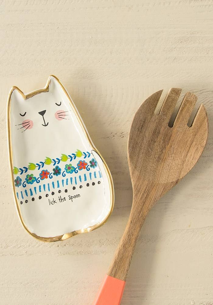 Natural Life Spoon Rest