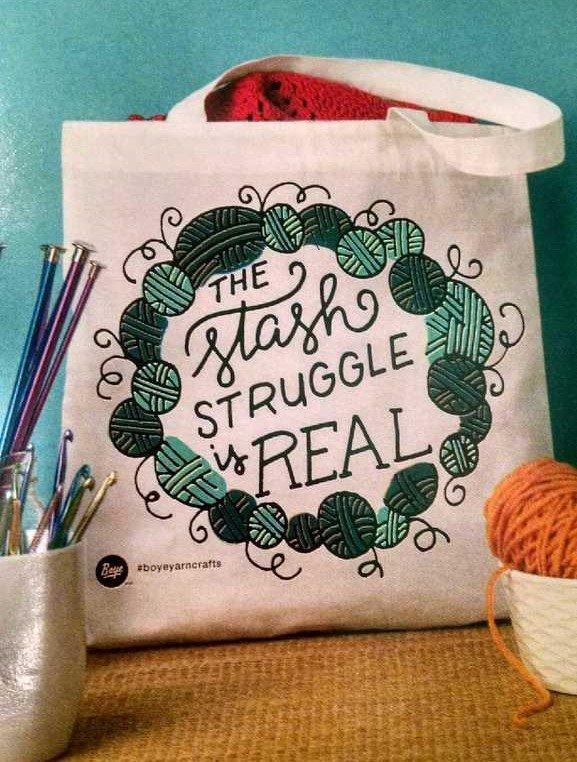 Stash Struggle Bag