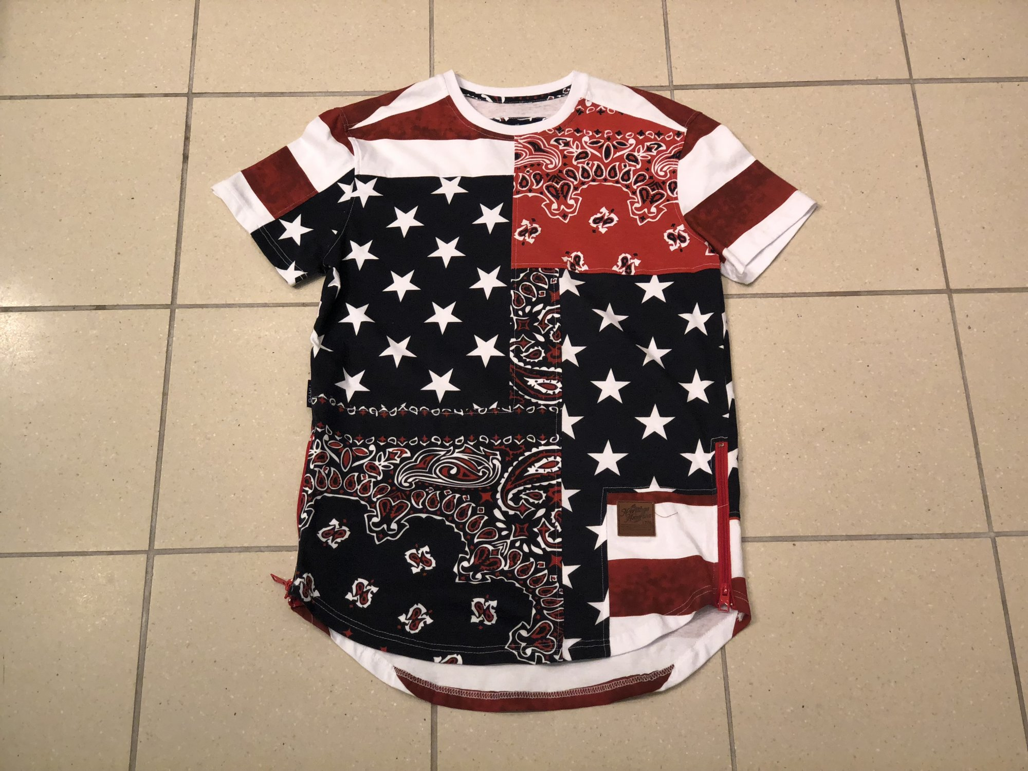 HERITAGE BY AMERICA SHIRT