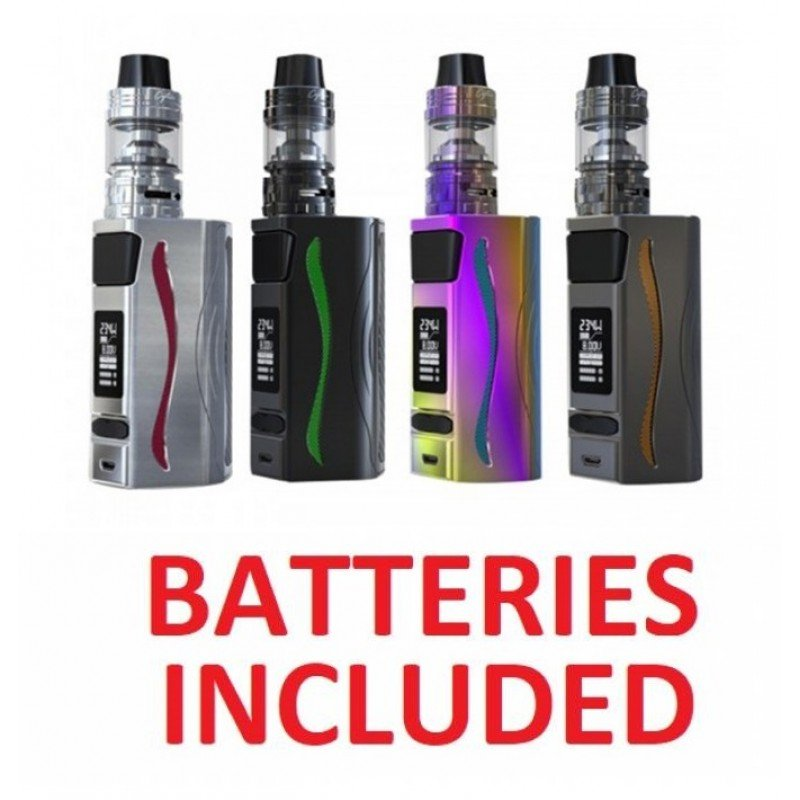 IJoy Genie PD270 Kit 4ml with dual 20700 batteries