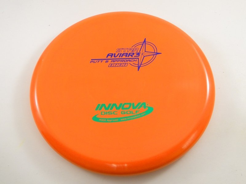 Innova Star Putters & Approach
