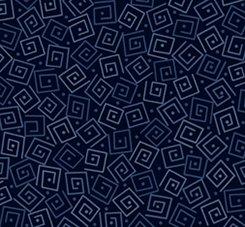 Harmony Flannel-Navy