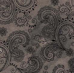 Avalon Decorative Filligree-Gray (108 wide)