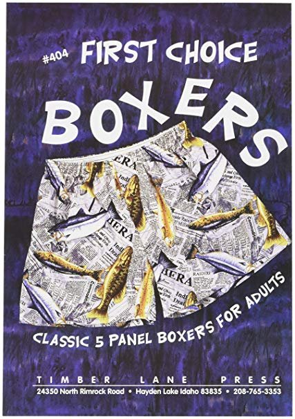 First Choice Boxers
