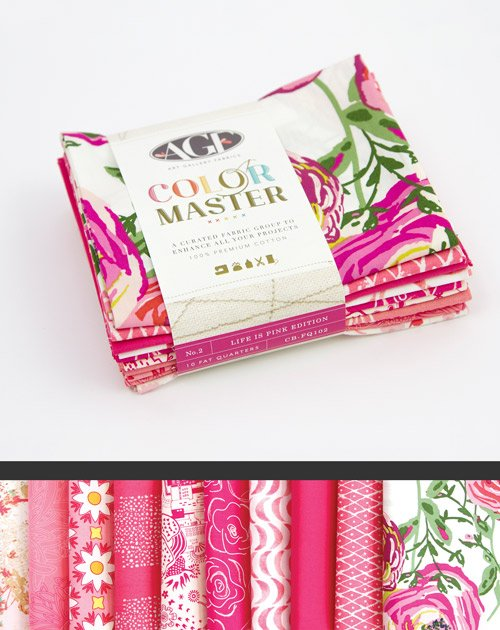 Curated FQ Life Is Pink (10 pc)