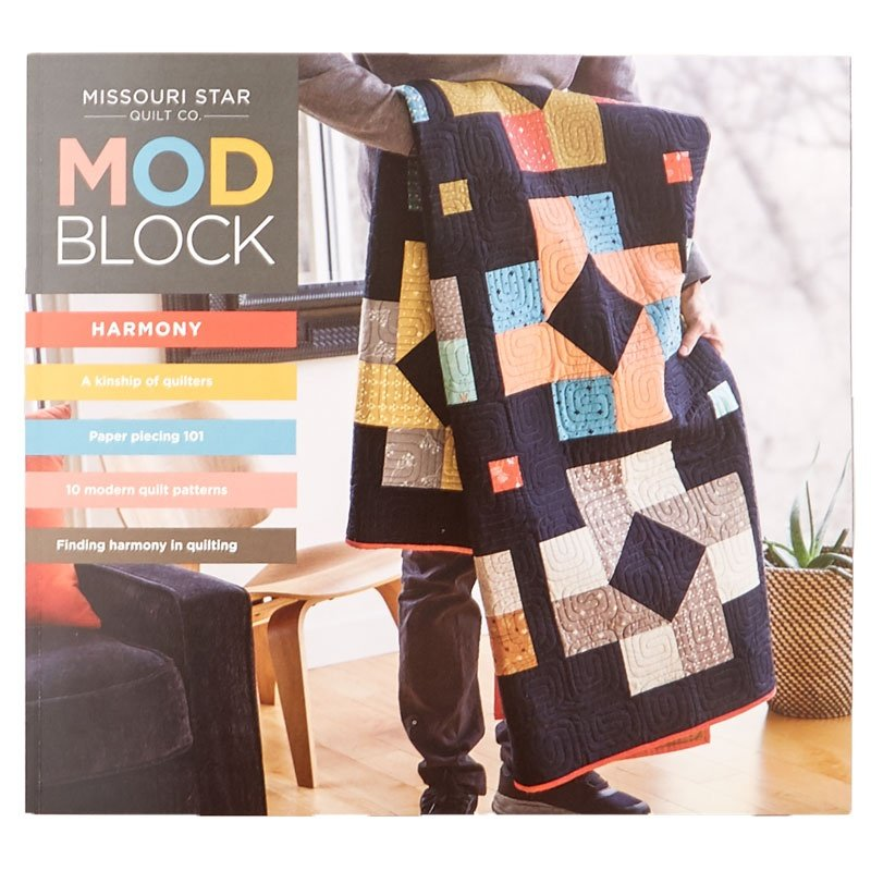 Mod Block Magazine Volume 3