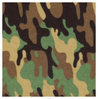 Flannel Prints-Camo-Army