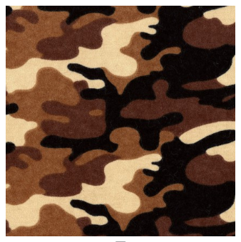 Flannel Prints-Camo-Brown