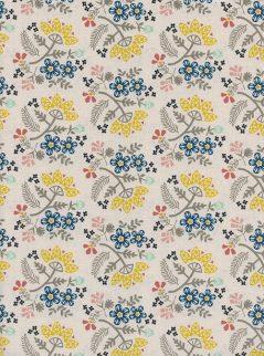 Cotton + Steel Papercuts-Paper Bouquet-Lemon