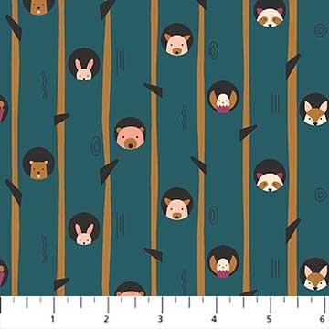 Tree House Stripes