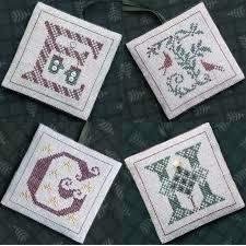 Alphabets Ornaments Two (EFG & H)