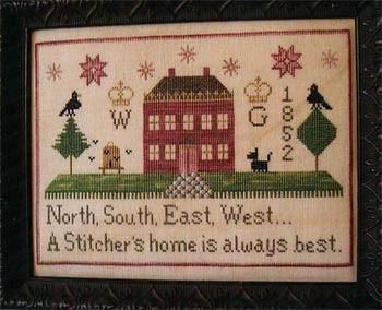 Winifred Gardnener - A Stitcher's Home