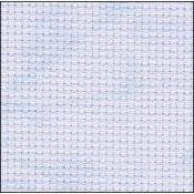 Aida 14 Blue Whisper Needlework Fabric