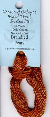 Brandied Pears 5 yard skein