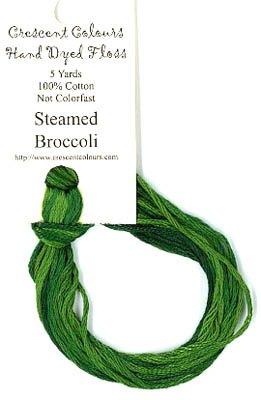 CC - Steamed Broccoli 5 yard skein
