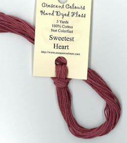 CC -  Sweetest Heart 5 yard skein