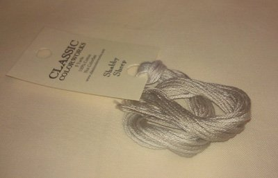 CC - Shabby Sheep 5 yard skein