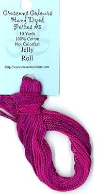 Jelly Roll - Perle Cotton 5 by Classic Colorworks