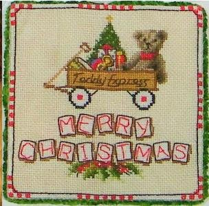 Teddy Express Christmas