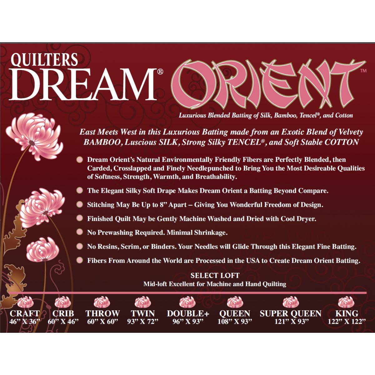 QD ORIENT Queen