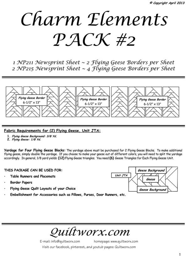 JN Charm Elements Pack 2