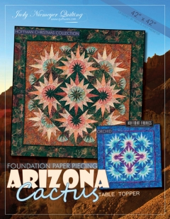 JN Arizona Cactus Table Topper